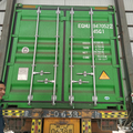 Container loadding to Vietnam for DMF recovery plant