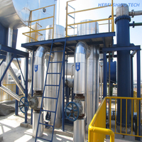 Dry Solvent Recovery Equipment Plant China Manufacture