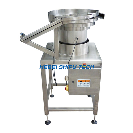 Milk Powder Can Spoon Casting Machine Spoon Feeding Machine China Manufacturer