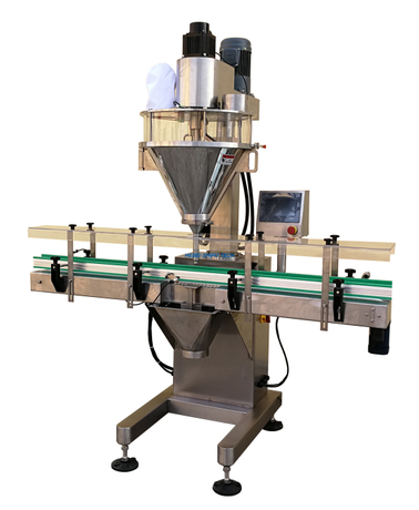 Automatic Milk Powder Auger Filling Machine (By Weighing) Model SP-L1W-S China Manufacturer