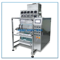 Three Side Sealing Four Side Sealing Multi Lane Stick Bag Sachet Packing Machine China Supplier
