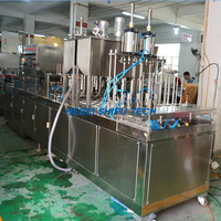 Shortening Vegetable Ghee Margarine Box Packing Machine Cup Margarine Filling Machine China Factory