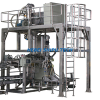 Automatic 25 kg Heavy Bag Bottom Filling Packing Machine China Manufacturer