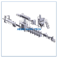 Tinplate Milk Powder Chicken Powder Can Filling & Seaming Machine China Manufacture
