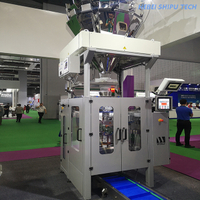 Roll Film Multi Balance Type Vertical Packing Bean Packaging Machine China Manufacturer