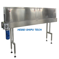 Milk Powder Empty Cans Sterilizing Machine China Manufacturer