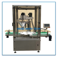 Automatic Probiotic Powder Bottle Filling Machine China Supplier