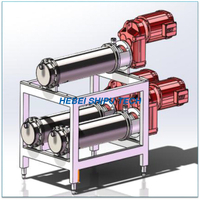 Pin Rotor Machine Margarine Making Machine China Factory