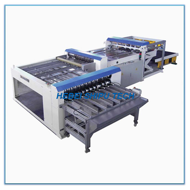 Automatic Tinplate Slitter Cutter Can Making Machine Can Forming Line China Manufacturer