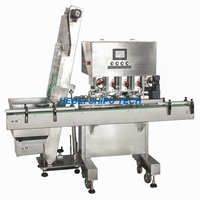 Automatic Capping Machine China Manufacturer