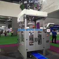 Candy Packaging Machine Chocolate Packing Machine Bubble Gum Packing Machine China Manufacturer