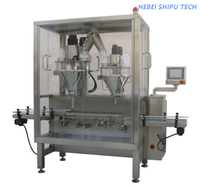 Automatic Filling Machine (1 Line 2fillers) China Manufacturer