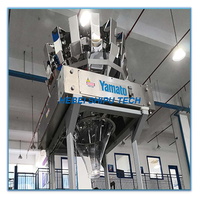 Roll Film Multi Balance Type Vertical Packing Potato Chips Packing Snack Packing Machine Baby Food Packing Machine China Supplier